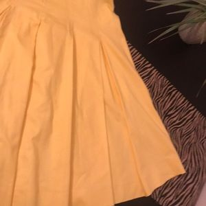 Calvin Klein Dresses - ✨Yellow CALVIN KLEIN Dress✨